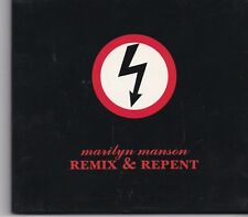 Marilyn Manson-Remix&Repent cd maxi single digipack