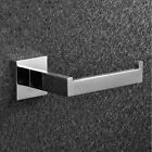 BATHROOM ACCESSORIES - TOILET ROLL PAPER HOLDER - SQUARE, 304 Stainless Steel
