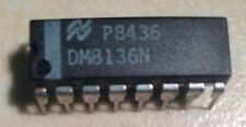 National DS8136N - 6 Bit Identity Compator - NOS