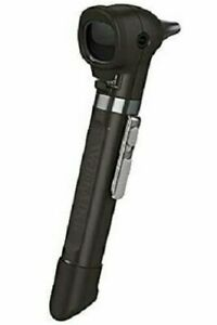 Welch Allyn Pocket LED Otoscope With AA Battery Handle 22870 Black