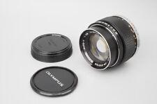 Olympus OM System E.Zuiko Auto T 100mm f/2.8 f2.8 Manual Focus Lens For OM Mount