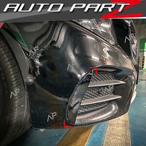 Stoßstange Aero Flaps Flics für Mercedes Benz E Kl. W213 S213 C238 A238 AMG Line