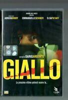 Giallo (2008)  DVD Dall'Angelo  Dario Argento Adrien Brody Elsa Pataky