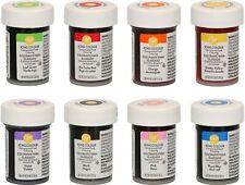 Wilton Glasurfarben Set 8 x 28 g Tadago Edition