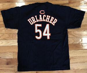 New Reebok Chicago Bears Urlacher NFL Football T-Shirt Boy's Youth Large. NWOT