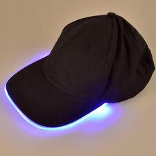 LED Basecap Baseball Kappe Licht Lampe Mütze Angeln Hut Cap Beleuchtung Outdoor