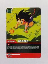 Carte Dragon ball Z Oracle DB-557