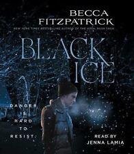 Black Ice by Becca Fitzpatrick (2014, CD, Unabridged)