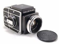 Rollei ROLLEIFLEX appareil photo SL66 avec 80 mm f/2.8 zeiss planar Lens EXC +