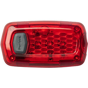 Perfect Fitness LED Safety Light - Red