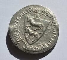 Stuttgarter Stadtsiegel Abguss des ältesten Siegels aus Stuttgart 1312