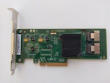 LSI Logic SAS 9201-8i PCI-e Controller / 9211-8i (IT-mode) / Full height bracket