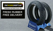 NEW Michelin PILOT ROAD 4 - 120/70/r19 V 60v Front TRAIL Touring Motorcycle Tyre