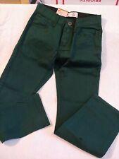 Levi's Boys 511 Slim Jeans Size 10 R Five Pocket Green 25 x 25 - ponderosa pine
