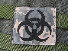Snake Patch ..:: BIO HAZARD ::.. Us Zombie zombiland NRBC NBC acu digital SOFT