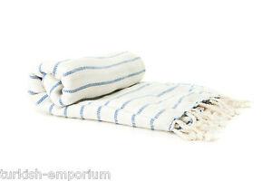 Peshtemal Turkish Bath Towel Pestemal Yoga Spa Hamam Hammam Fouta Yacht Beach