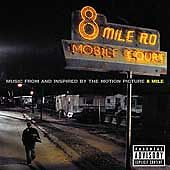 8 Mile Soundtrack by Eminem & Various CD 2002 Shady