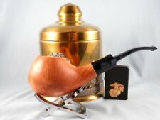 New Unsmoked Randall Harris Magnum Freehand Briar Pipe#0135