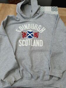 Ladies Large Grey Hoodie Edinburgh