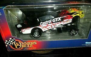 1997 1/24 Winners Circle John Force Firebird Funny Car 6 Time Champion Diecast