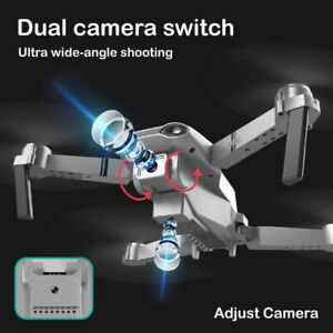DJI Mavic Pro Clone Drone 4K Folding 4-Axis Fixed UAV Wifi Quadrocopter dual cam
