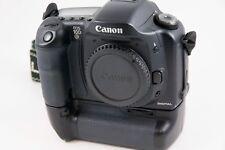 Canon EOS 10D 6.3MP Digital Camera w/ BG-ED3 Battery Grip