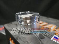 Arias Extreme OSTAR SPEC Pistons B Series B18 B18C B16 B16A 84mm Bore 11.2:1CR