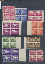 XC48072 India imperf Azad Hind fine lot MNH