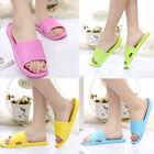 Women Flat Home Bath Slippers Summer Sandals Non-slip Indoor & Outdoor Shoes