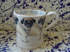 Emma Bridgewater Pug 1/2 Pint Mug Boxed