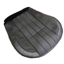 98.00 Jeep Cherokee Classic SE 2-4 Door Driver Bottom Leather Seat cover Black
