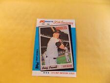 1982 Topps Kmart MVP Series - #17 - Boog Powell - Baltimore Orioles 1970 MVP