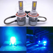 NEW H13 9008 LED Headlight Bulb For Ford F 150 High Low Beam 8000K Ice