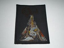 OPETH SORCERESS PERSEPHONE WOVEN PATCH