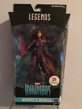 "Marvel Legends - Walgreens Exclusive Inhumans Medusa 6"" Action Figure Hasbro"