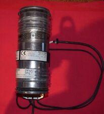 Wildeboer Brandschutzklappe FR92 125mm mit Antriebsmotor (HR)
