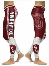 Oklahoma Sooners Small to 2X-Large Women's Leggings