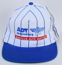 ADT Automotive Nashville Auto Auction Baseball Cap Hat One Size Snapback 5-Panel