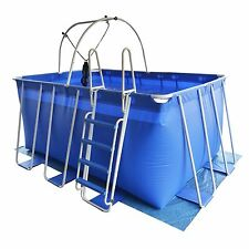 iPool 3 Above Ground Swimming Pool Gym (2017 Design)