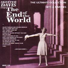 SKEETER DAVIS - Ultimate Collection Hits & Rarities CD