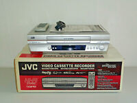 JVC HR-V510 VHS Videorecorder, SQPB Playback, OVP&NEU, 2 Jahre Garantie