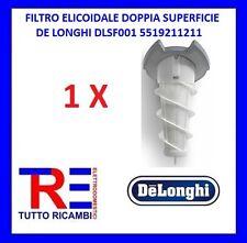 FILTRO ELICOIDALE DOPPIA SUPERFICIE  ASPIRAPOLVERE DE LONGHI DLSF001 5519211211
