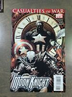 Moon Knight #8 NM ~ Finch ~ Marvel Comics (2007)