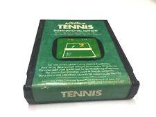 TENNIS / ACTIVISION INTERNATIONAL EDITION PAL LOOSE ATARI 2600