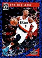2018-19 Donruss Optic NBA Basketball Blue Velocity Singles (Pick Your Cards)