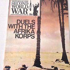 Second World War Magazine The Afrika Korps Part 20 August 23, 1973 070917nonrh