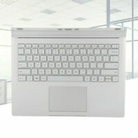For Microsoft Surface Book1 Base Laptop Keyboard Silver 1704 Perfect Replacement
