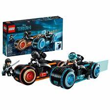New listing 2018 Disney Lego Tron Legacy 21314 Nisb 230pcs. Ideas (Ships Worldwide)