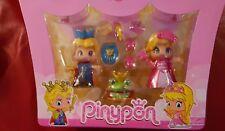 New Pinypon Prince and Princess Set - BNIB