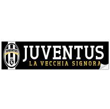 Juventus FC Italy Bumper Sticker Juve Vecchia Signora Calcio Serie A Italia
